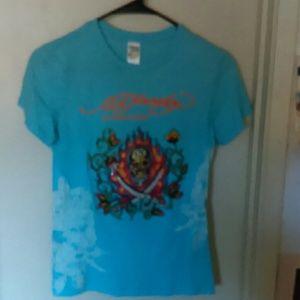 Ed Hardy Rhinestone Shirt